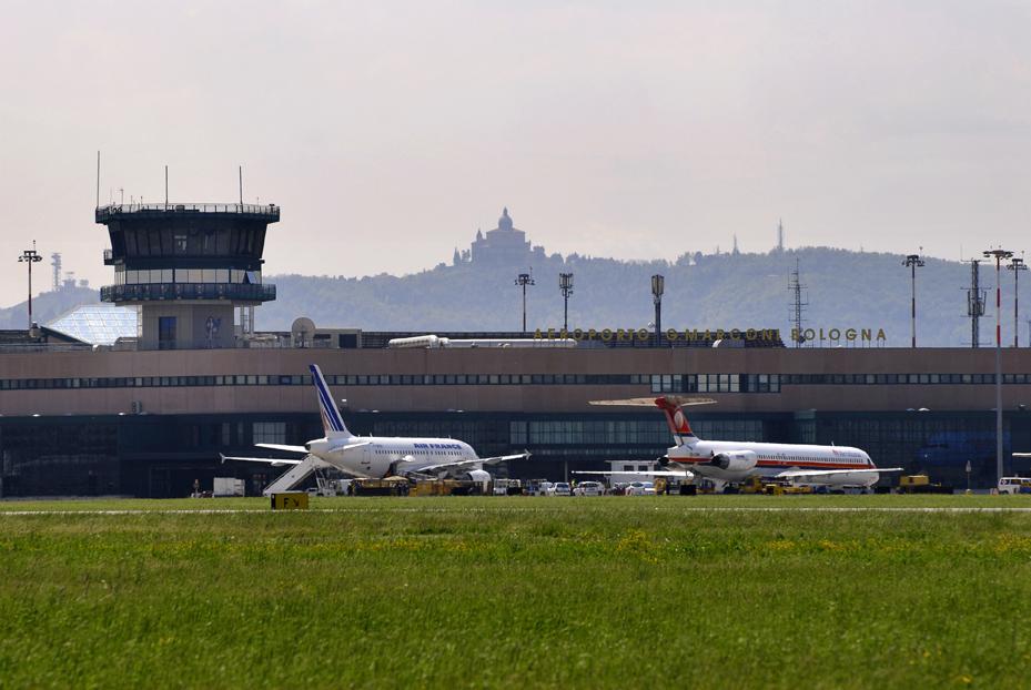 Aeroporto di Bologna-Teleimpianti-impianti di sicurezza e sorveglianza