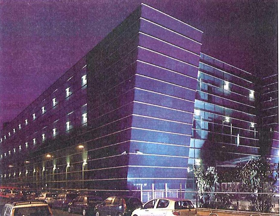 Teleimpianti S.p.A. per Ge Healthcare Milano