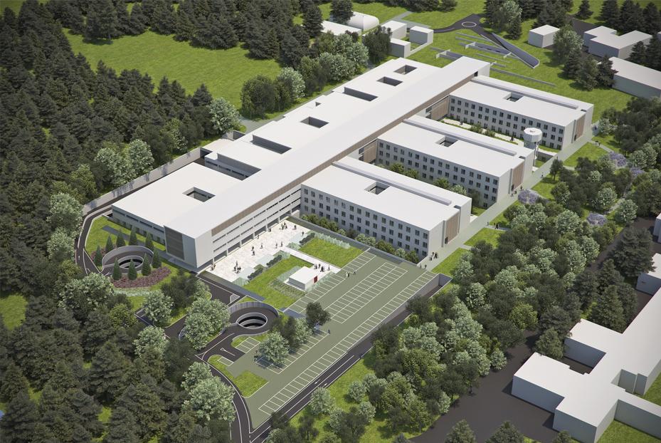 Ospedale salvini-Teleimpianti