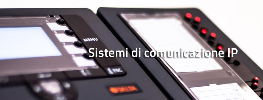 teleinpianti-Sistemi di comunicazione IP