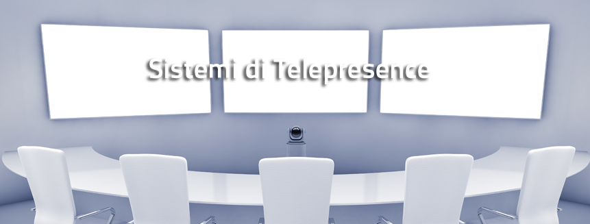 teleinpianti-Sistemi di Telepresence