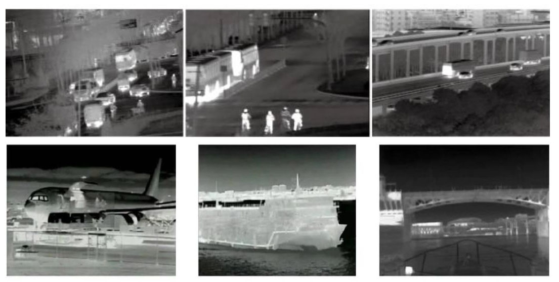 protezione perimetrale con telecamera termica