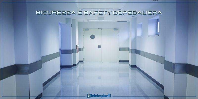 Controllo accessi e gestione flussi negli ospedali e nelle strutture sanitarie